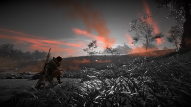 Photo de Test Ghost Of Tsushima sur PS4 Pro