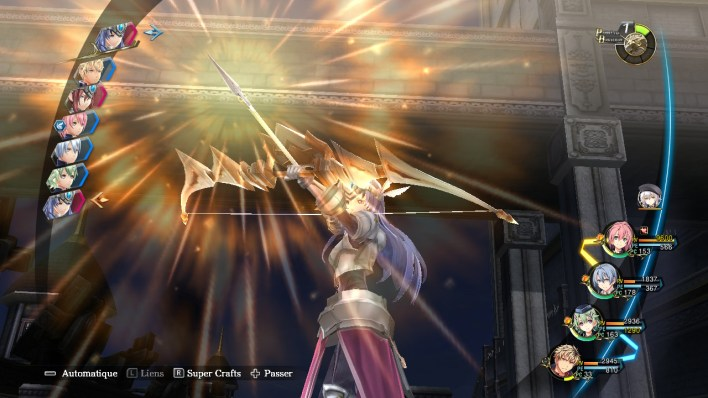 Trails of Cold Steel III valkyrie