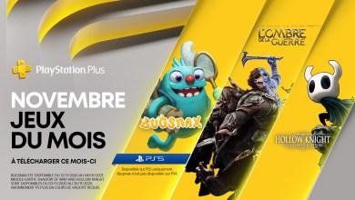 Photo de Mise à jour du PlayStation Plus Novembre 2020