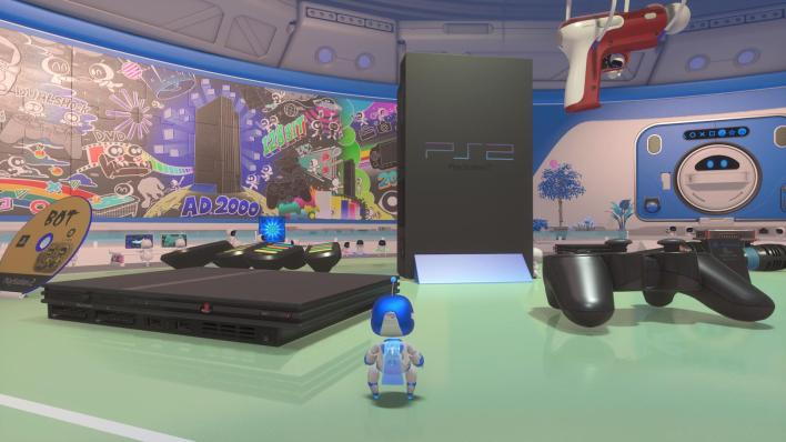 Astro's playroom PS2