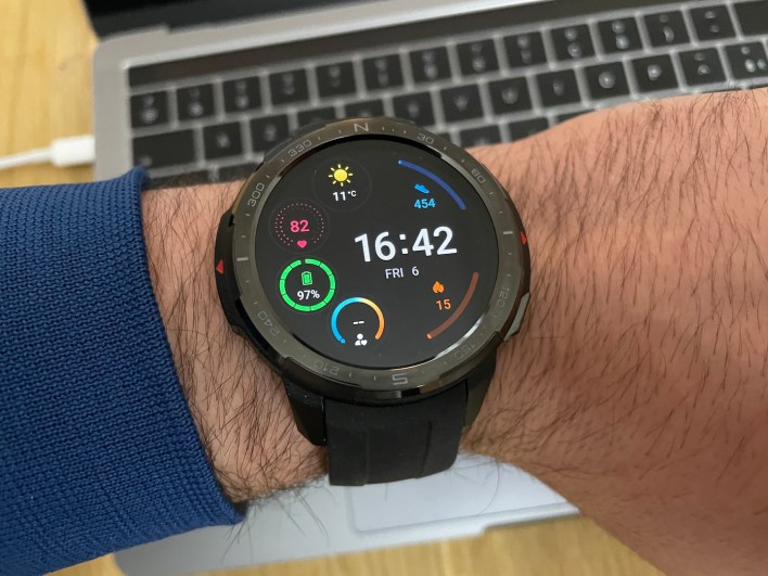 Smartwatch HONOR Watch GS Pro