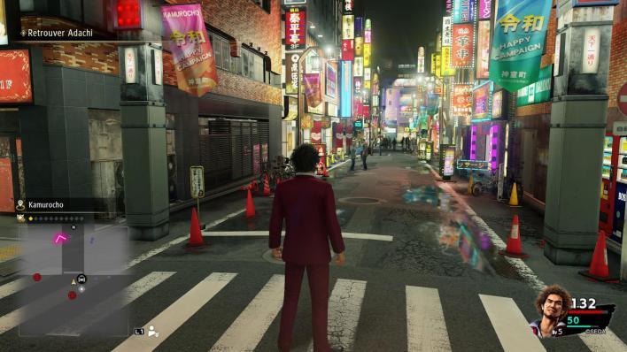 Tokyo - Yakuza Like a Dragon