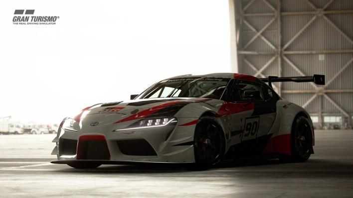 GR Supra Racing Concept GT Sport