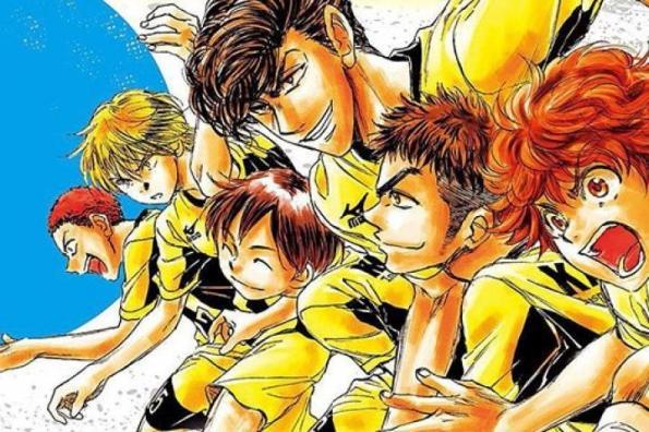 Avis Manga : Ao Ashi – Tome 3 - Tomiiks.com