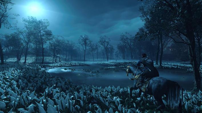 La lune veille sur jin Sakai