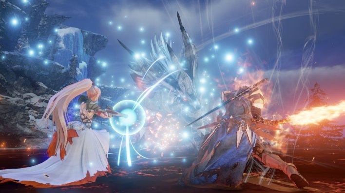 Tales of Arise PS5 Figth