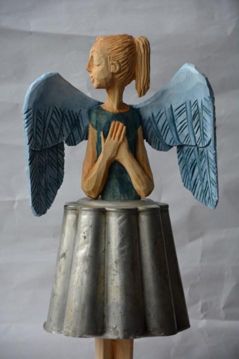 Anděl ve formě