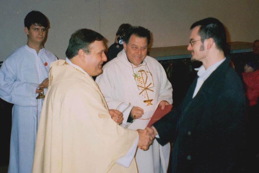 Lounský betlém - 1999