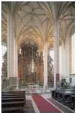 Betlém v kostele