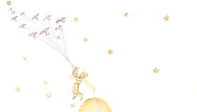 星の王子さまとモモ