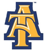 NCAT Logo nobackground 264x300 Darius Blanding of N.C A&T Named Tom Joyner Foundation Hercules Scholar