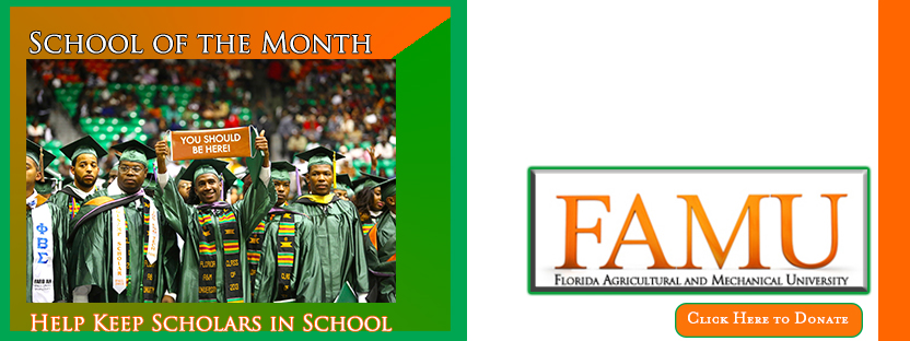 Florida A&M University named January School of the Month