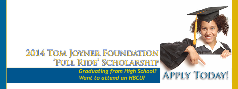 Foundation Announces 2014 'Full Ride' Scholar Applications Now Available