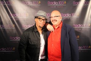 D.L. Hughley and Tom Joyner
