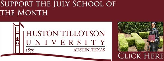 Tom Joyner Foundation Names Huston-Tillotson University July School of the Month