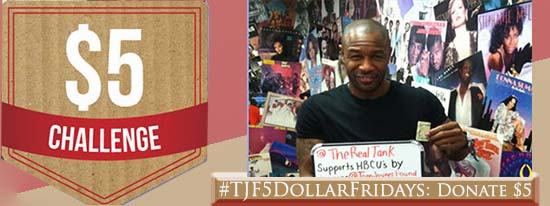 Five Dollar Fridays – Support Your Favorite HBCU