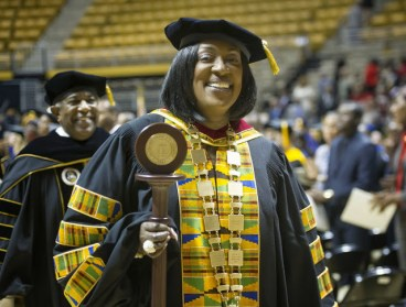 Gwendolyn Boyd - ASU 14th President