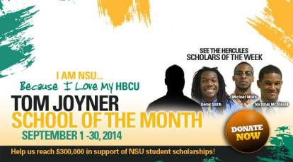 NSU - Hercules Scholars