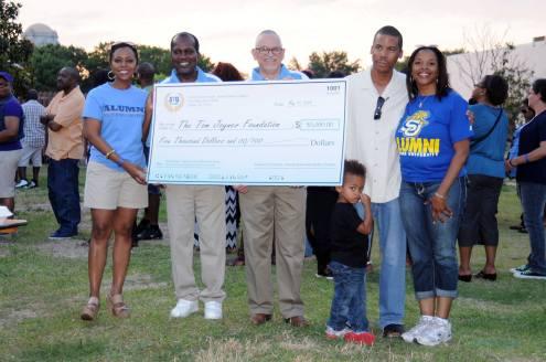 Bayou Bash 2014 - Thomas Joyner & SU Dallas Alumni Chapter