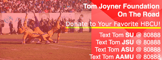 The Tom Joyner Foundation is on the Road for the Magic City Classic and SU vs JSU