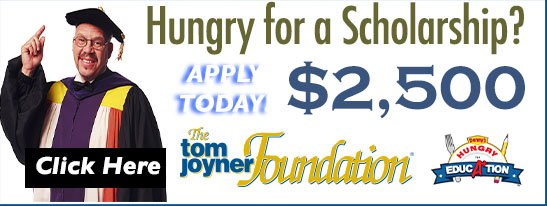 Deadline for Foundation, Denny's Hungry for Education Scholarship Nears