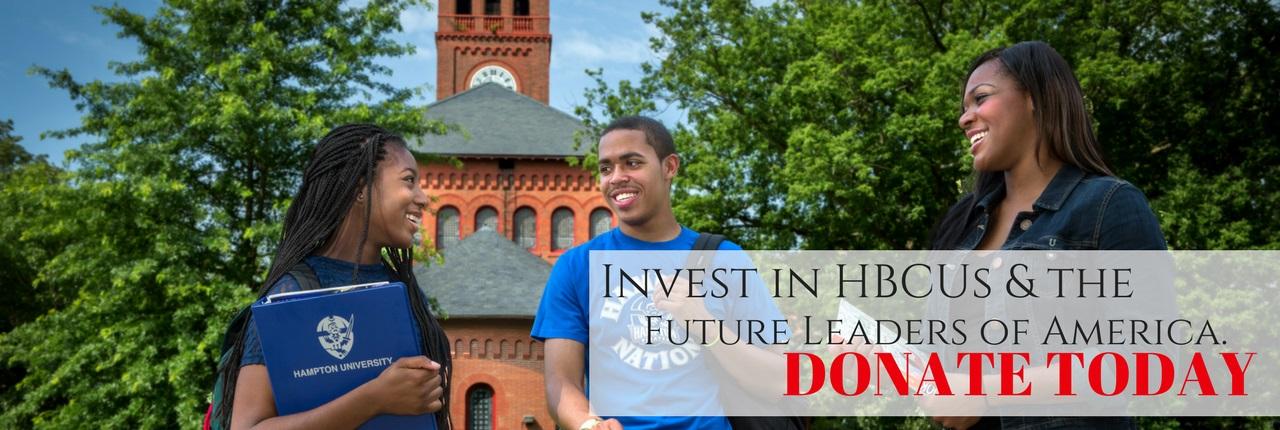 Invest in HBCUs & the Future Leaders of America