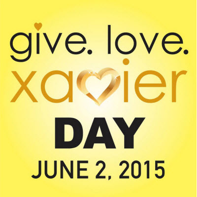 xavier give love