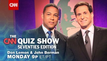 CNN Quiz Show - Don Lemon  John Berman Tom Joyner Foundation