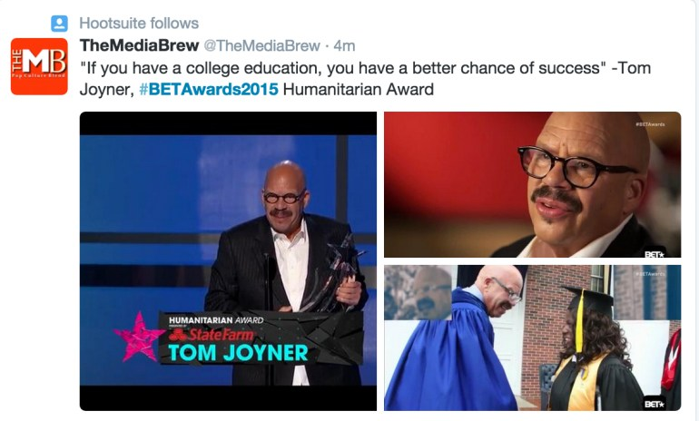 TomJoyner@BETAwards