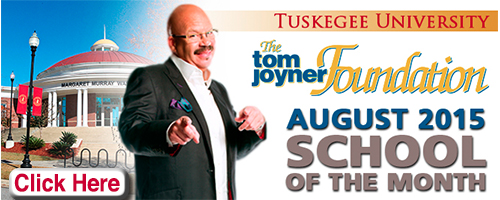 Tuskegee University named August school of the month