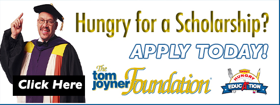 "Foundation, Denny's Launch This Year's ""Hungry for Education"" Scholarship Program"