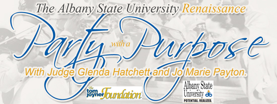 Albany State to Host Renaissance Party with a Purpose
