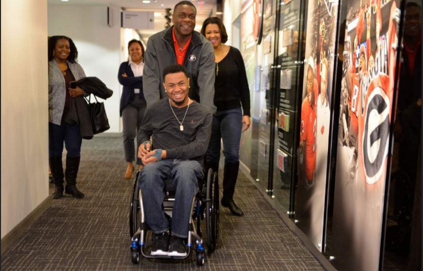 Welcome back: Southern invites the Baton Rouge community to support Devon Gales as he comes home Saturday