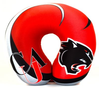 Clark Atlanta University Neck Pillow