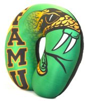 Florida A&M University neck pillow