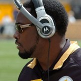 Mike Tomlin, Head Coach of the Pittsburgh Steelers