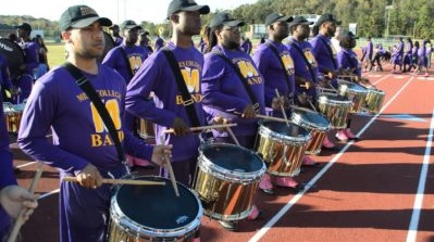 Miles College Purple Marching Machine Voted HBCU Sports Band of the Year