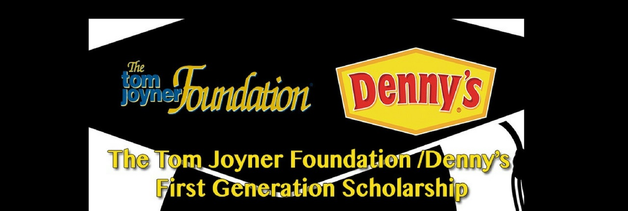 Denny's 2017 First Generation Fundraiser Program