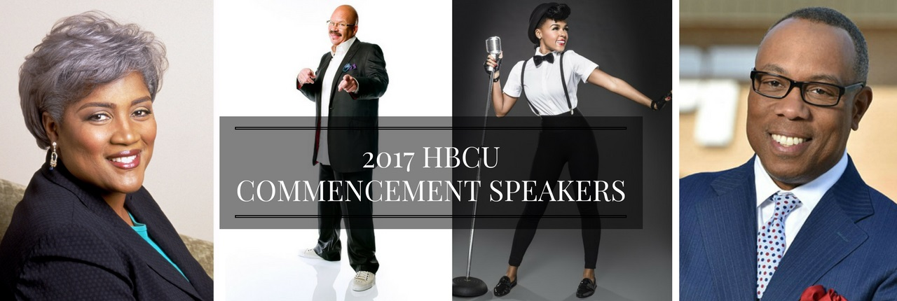 2017 HBCU Commencement speakers-slider