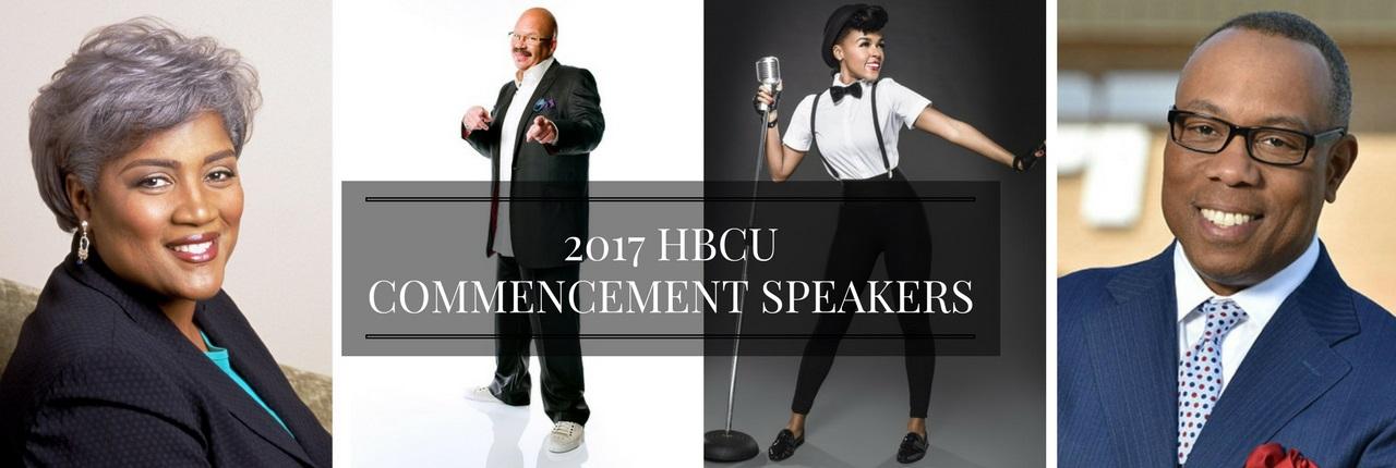 2017 HBCU Commencement speakers-slider