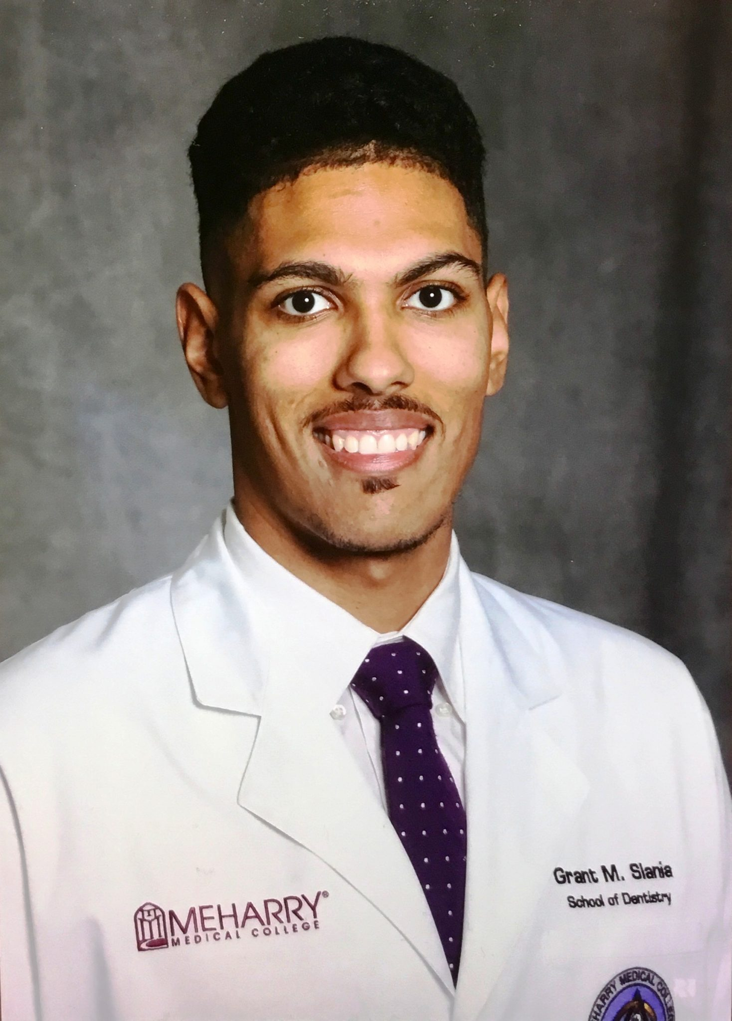 Grant Slania Of Meharry Medical College Is Our Hercules Scholar Of The Week