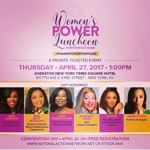 NAN Women's Power Luncheon Honors Extraordinary Women