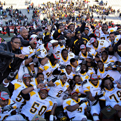 NCAA restores Grambling State University's 2011 SWAC title