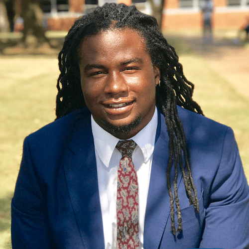 He's Waking Up Every Morning on a Mission. Meet Rashid Troupe, Langston Hercules Scholar