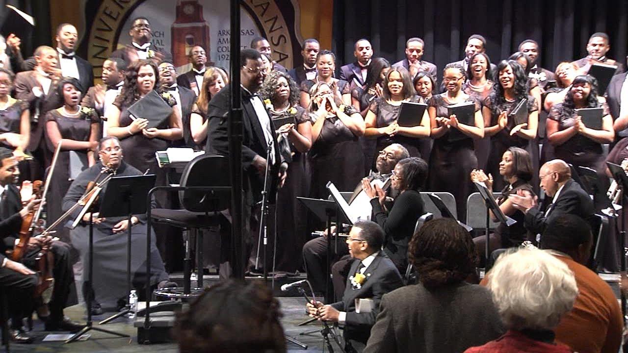 UAPB Vesper choir to perform Handel's Messiah December 3