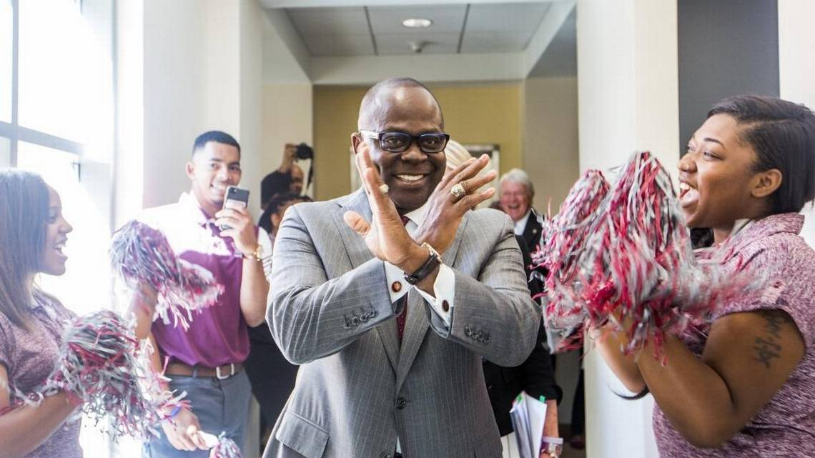 NCCU chancellor, Johnson Akinleye to be grand marshal of MLK parade