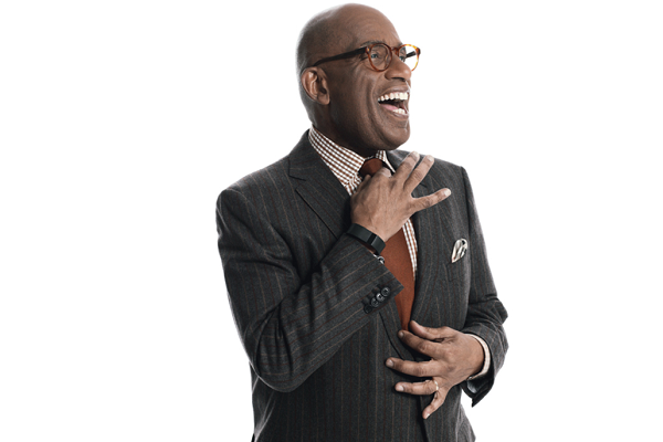 Al Roker, meteorologist and TV personality