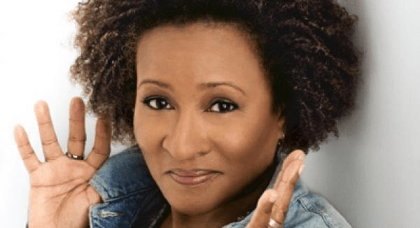 Wanda Sykes, comedianne and actress