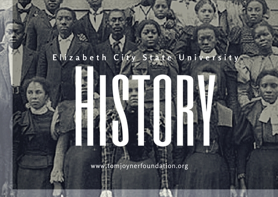 The History of Elizabeth City State University