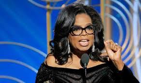 The Queen of Everything! #TJFBHM18 Oprah Winfrey